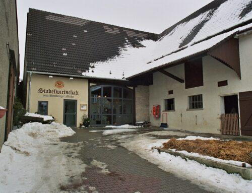 Vesperwirtschaft Bückle _Sontbergen