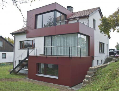 Haus R80_Zell u. A.